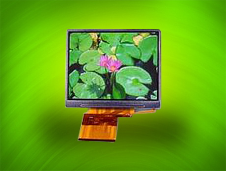 EA TFT032 graphic display: 3.5 inch display with RGB interface